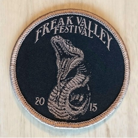 Freak Valley Festival 2015 Patch