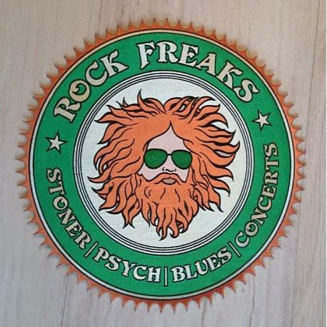 Rock Freaks Backpatch