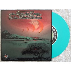 THE SUN, THE MOON & WITCH´S BLUES (turquoise )