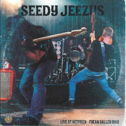 Seedy Jeezus - Live at Freak Valley