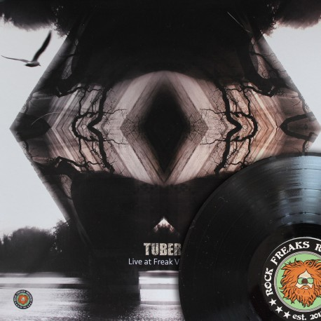 Tuber - Live at Freak Valley - black