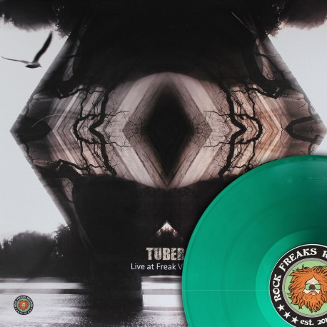 Tuber - Live at Freak Valley - green