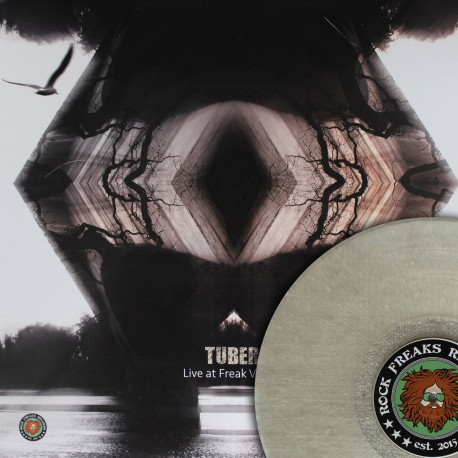 Tuber - Live at Freak Valley - clear