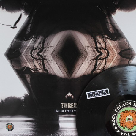 Tuber - Live at Freak Valley - black * die hard