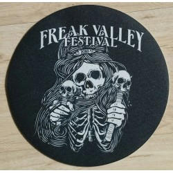 Slipmat Skeletonlady