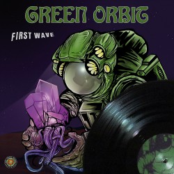 Green Orbit - First Wave - schwarz