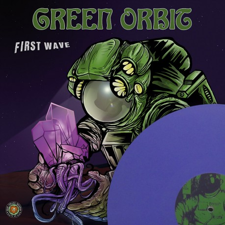 Green Orbit - First Wave - lila