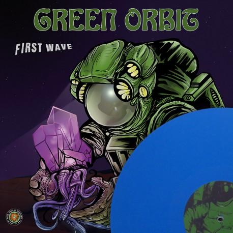 Green Orbit - First Wave - die hard - blue