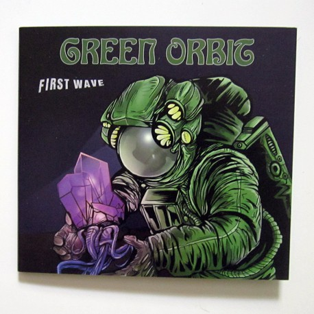 Green Orbit - First Wave - CD