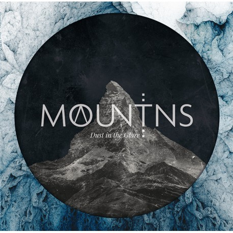 Mountains - Dust In The Glare - black