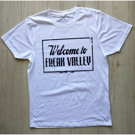 WTFV - Shirt - white - men