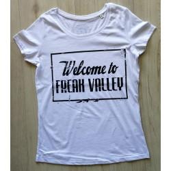 WTFV - Shirt - white - lady
