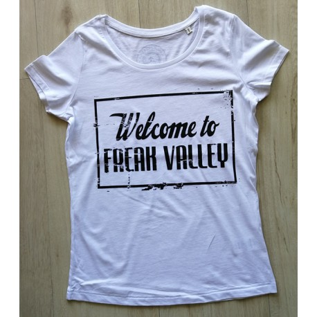 WTFV - Shirt - white - lady