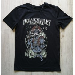 FVF2018 - Shirt - Djinn -black - men
