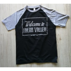 WTFV - Raglan Shirt - black/grey - men