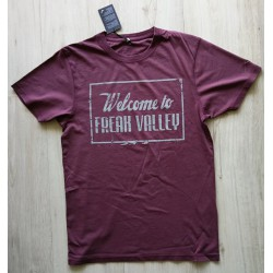 WTFV - Shirt - burgundy - men