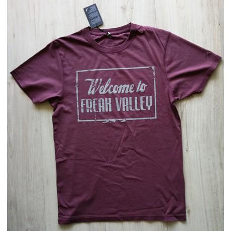 WTFV - Shirt - burgundy - men