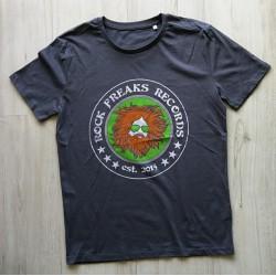 Rock Freaks Records Logo - grau