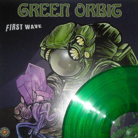 Green Orbit - First Wave - green