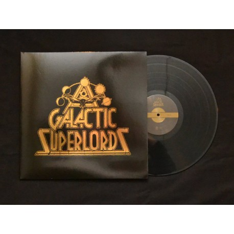 Galactic Superlords - black edition