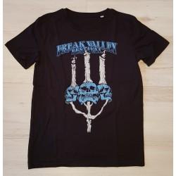 X-Mas Edition 2018 - Shirt - Candleskull -black - men