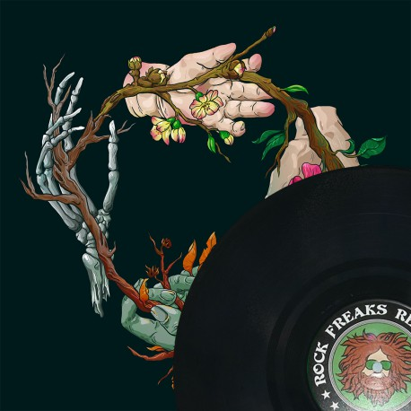 Ruff Majik - Seasons  - Black Vinyl