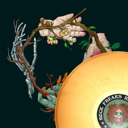Ruff Majik - Seasons  - Coloured  Vinyl  * Golden Smoke*