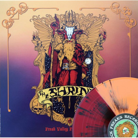 The Shrine - Live at FVF - black Vinyl