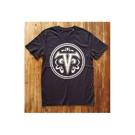 Freak Valley Festival LOGO - Shirt  -black - men