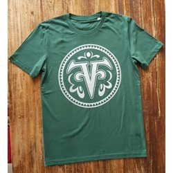 Freak Valley Festival LOGO - Shirt  -bottlegreen - men